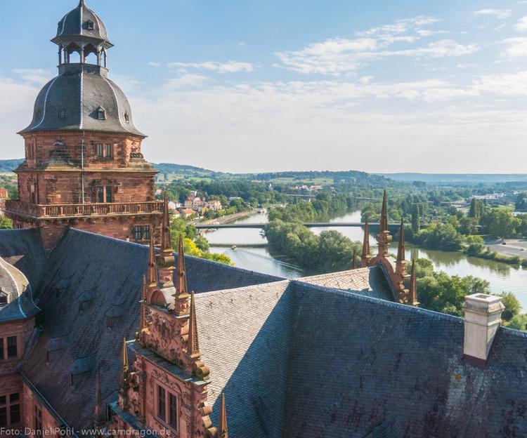 Das Aschaffenburger Schloss