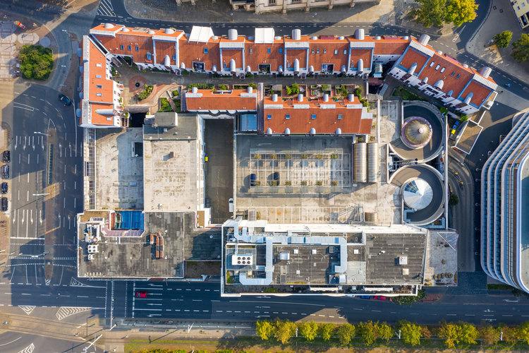 Drohnenfotografie für ein fokustruppe in Braunschweig