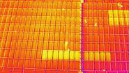 PV Anlagen Inspektion mit XT2 Wärmebildkamera