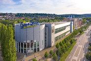 Drohnenaufnahme in Saarbrücken für einen Immobilienverwalter