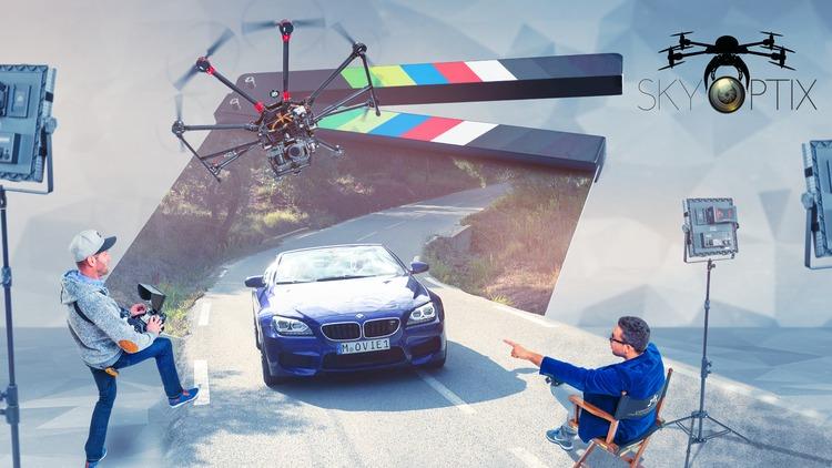 SkyOptix Filmproduktion, Luftaufnahmen & Fotografie